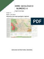 Informe Geológico Numero 4
