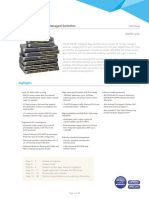 Netgear - ProSAFE® Intelligent Edge Managed Switches- M4100 series