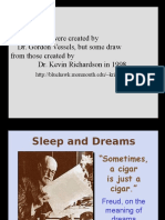 Vessels on Sleep and Consciousness.ppt