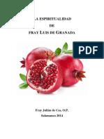 La Espiritualidad de Fray Luis de Granada Julian Cos
