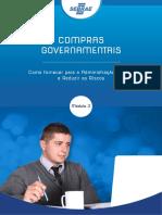 Compras Governamentais Modulo 2