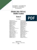 GRABUKER, M., 2008, El reproche penal de los delitos fiscales y previsionales. En ALTAMIRANO, A. y RUBINSKA, R., (coord) Derecho Penal Tributario Tomo I.pdf