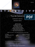 Alternity - Star Drive - The Externals
