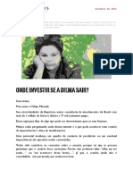 Onde Investir Se a Dilma Sair