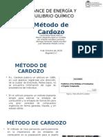 Metodo Cardozo.
