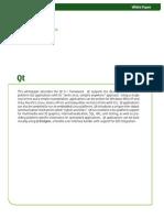 Qt 4.4 Whitepaper