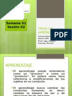 PPT 1 Aprendizaje