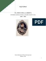 AL GRIDO DELLA LIBERTÀ -  GIUSEPPE GARIBALDI NELLA STAMPA MANTOVANA 1866 - 1882