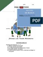 Hoja de Estudio Jvm
