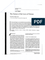 The Nature of the Laws of Nature- Humberto Maturana
