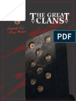 The Great Clans