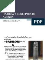 Historia y Conceptos. Clase 1