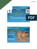 01.02 Geologia y Nivel Freatico