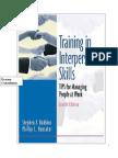 Interpersonal Skill Workbook