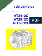 Caja de Cambios AT2512C I Shift Principio