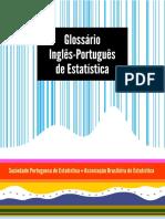 Glossário Inglês-Português de Estatística