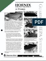 Carbon Filter Frame Specs