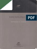Turner - Sociologija