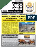Mundo Minero- Octubre 2016