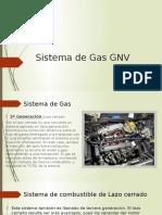 Sistema de Gas