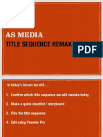 Remake Set 7 Info and Homework PDF