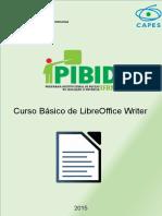 Pibid - Writer - 2015