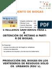 Tratamiento Del Biogas Final Final