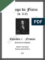 Saga de Física - Livro 01