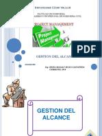 2.-Gestión Del Alcance