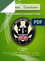 Khuddam Handbook 5thEdition