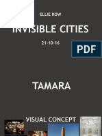 Invisible Cities Crit