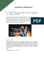 Conductores Electricos . Presentar