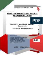 Informe de Población Futura