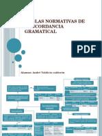 Reglas Normativas de Concordancia Gramatical 2 (2)