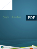 Petrel Isatis Link