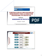 PKI 03 - Gobernanza de Proyectos