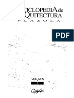 Alfredo Plazola Cisneros - Enciclopedia de Arquitectura Plazola, Volumen 7
