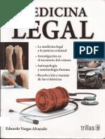 Medicina Legal de Vargas Alvarado 4ta Edicion
