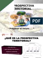 6.Prospectiva Territorial