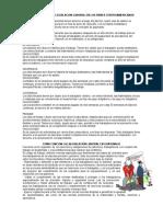 Como Funciona La Legislacion Laboral en Los Paises Centroamericanos