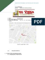 Proyecto Paisa