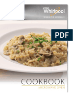 Cookbook for the Microwave Oven