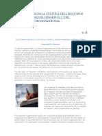 IMPLICACIONES DE LA CULTURA DE LOS EQUIPOS DE TRABAJO PARA EL DESARROLLO DEL COMPROMISO ORGANIZACIONAL.docx