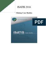 Isatis Case Studies Mining