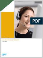 SAP Business ByDesign - Service