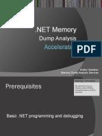 Accelerated NET Memory Dump Analysis Public