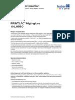 Printlac High Gloss TDS