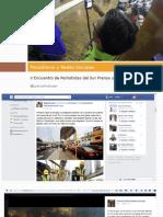 Periodismo y Redes Sociales para la Región Sur
