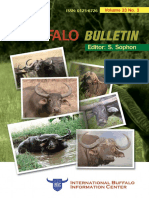 Buffalo Bulletin (September 2014) Vol.33 No.3