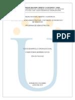 Modulo Desarrollo Organizacional 2014
